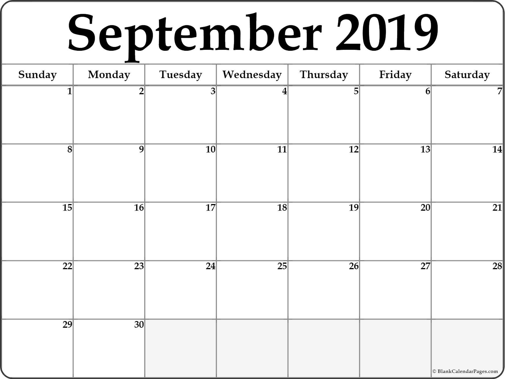 September Calendar Archives ⋆ Page 28 Of 29 ⋆ The Best