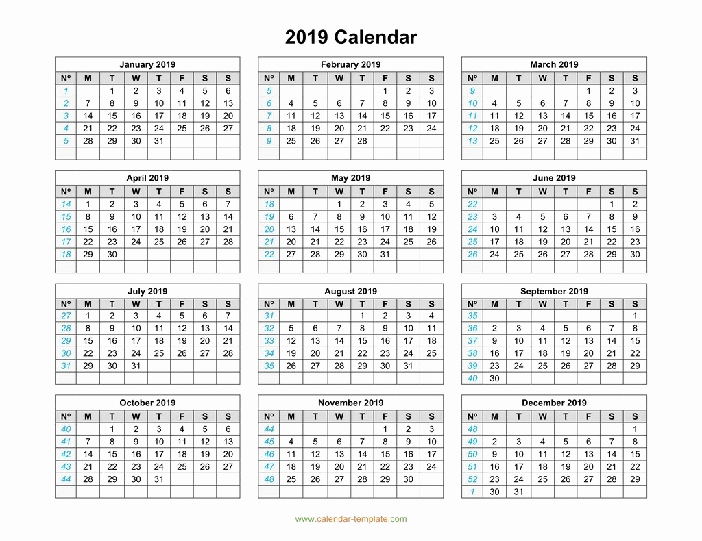 Shift Calendar 2019 2020 March 2019 Calendar Template March