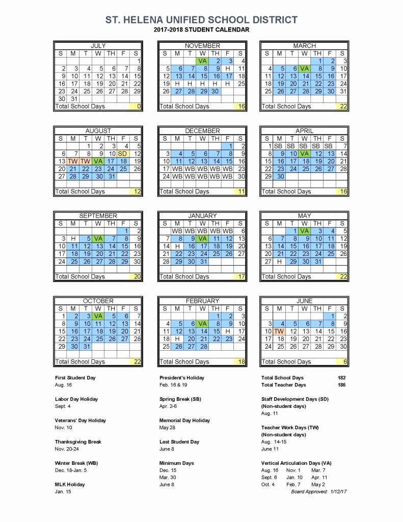 Smsd Calendar 2019 2020 - Micheleboy