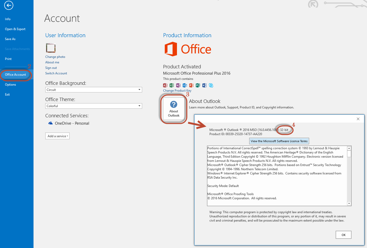 The Big Question, Should You Run Outlook 32 Bit Or 64 Bit?