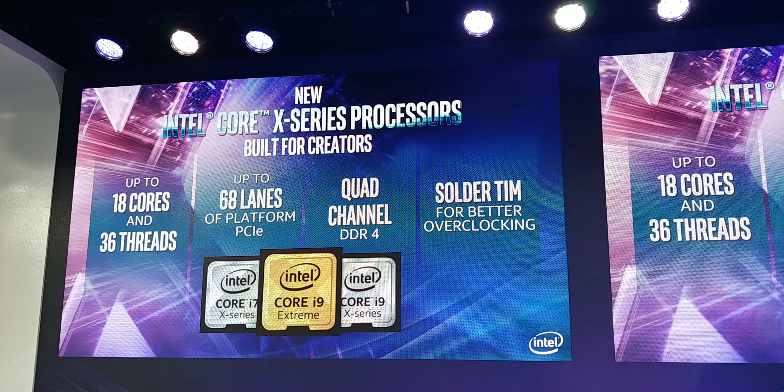 The Intel Core I9-9980Xe Cpu Review: Refresh Until It Hertz
