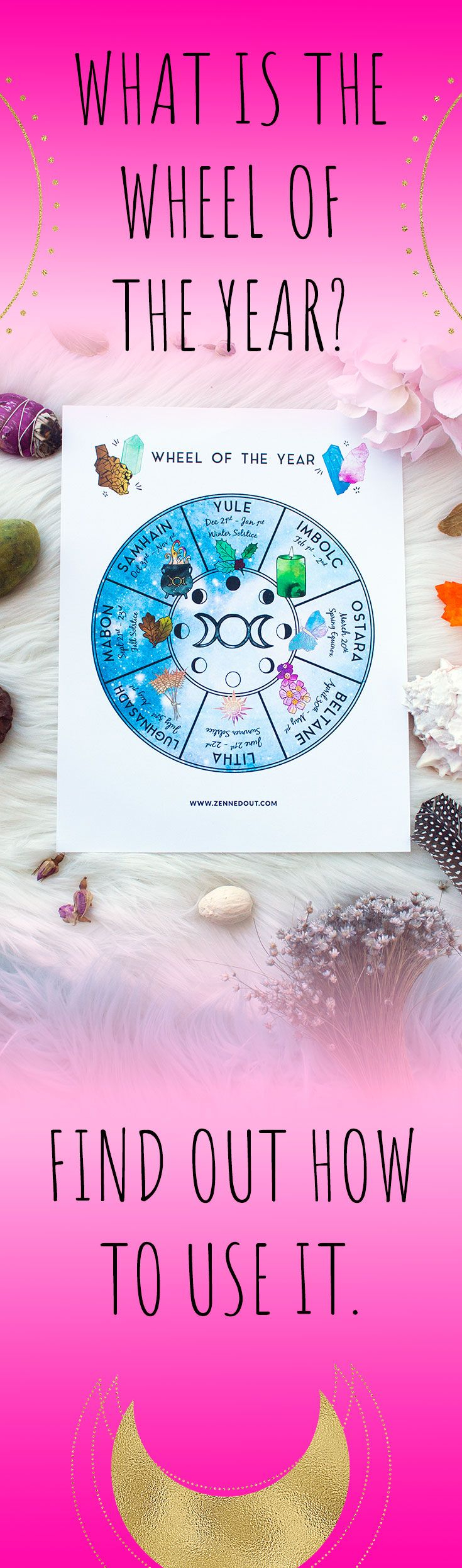 Tune Yourself To The Natural Rhythms Of Gaia With The Wheel