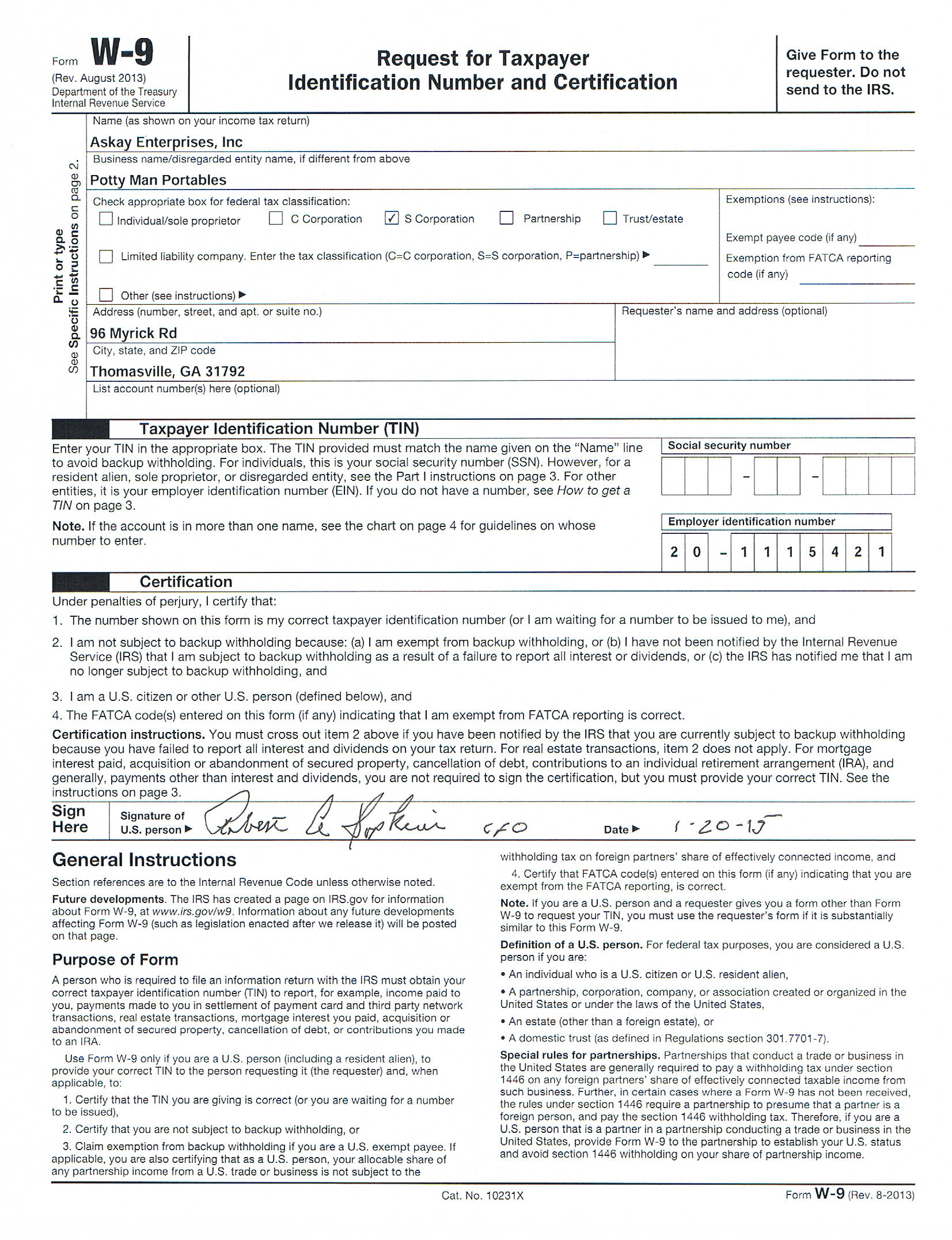 W 9 Tax Form Irs Blank For 2016 Design Templates 2014 Choice
