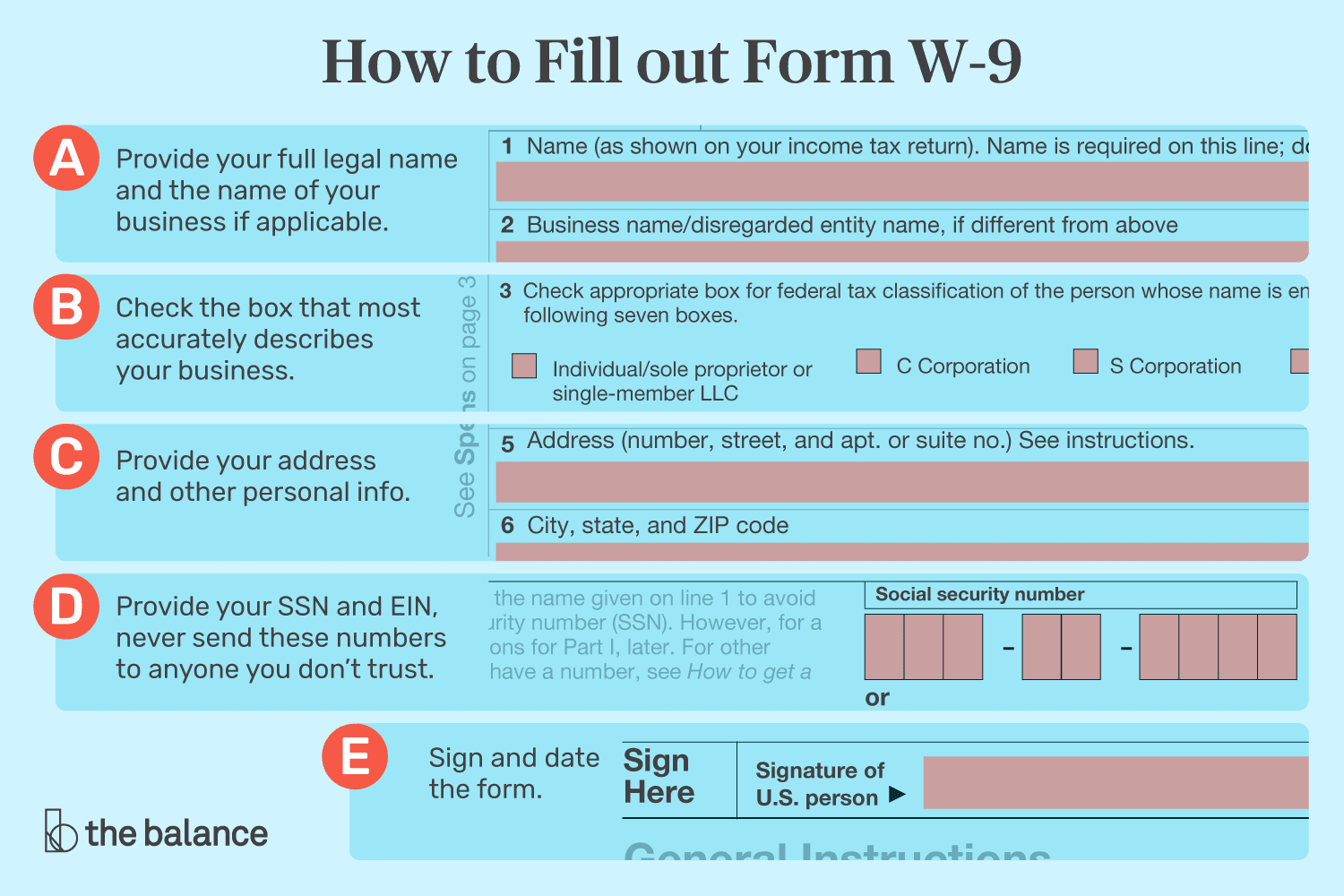 W Tax Form Is Irs 9 And How Should You Fill It Out Filling