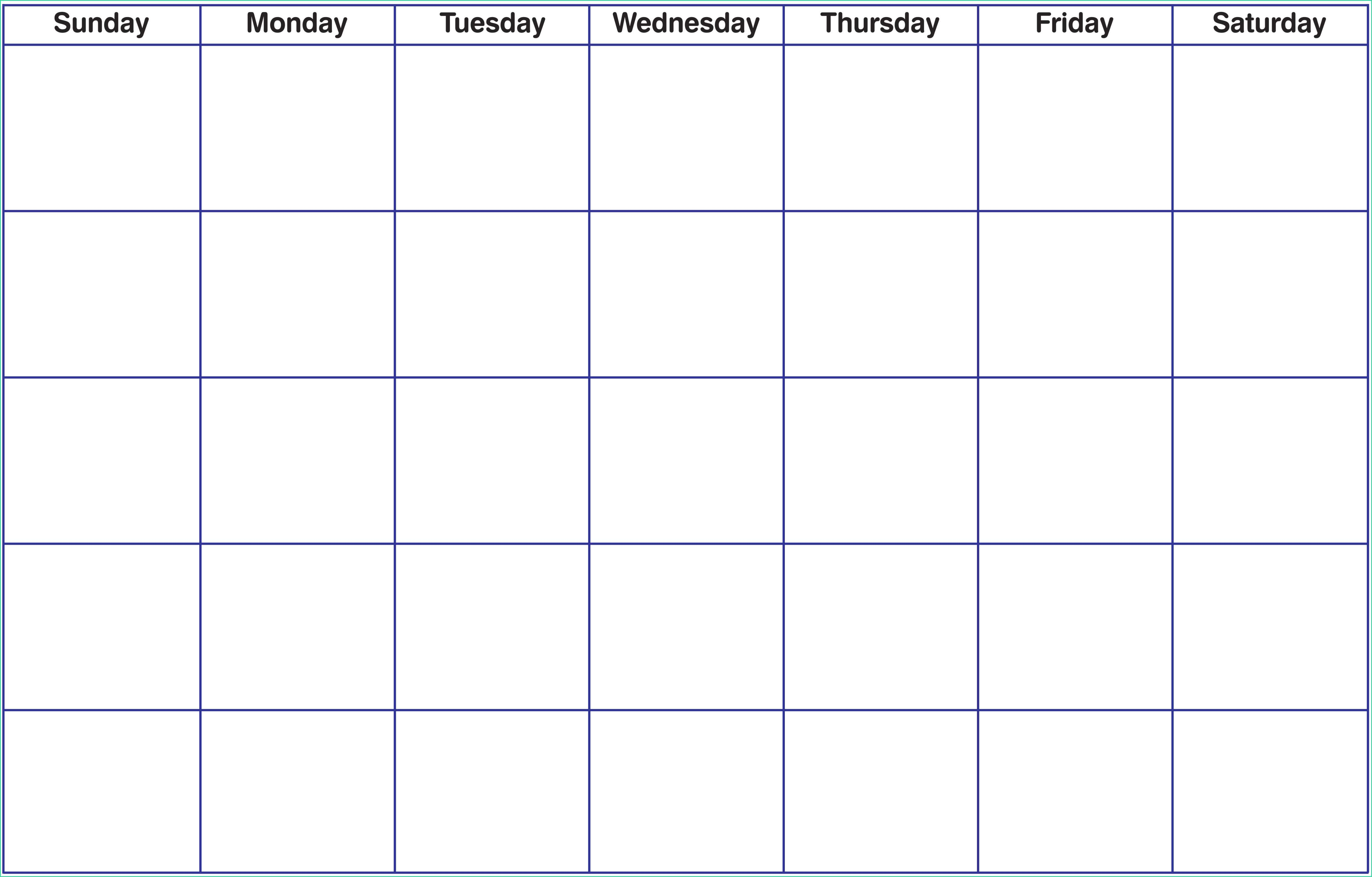 Weekly Planner Template D Schedule Recent Calendar For Free