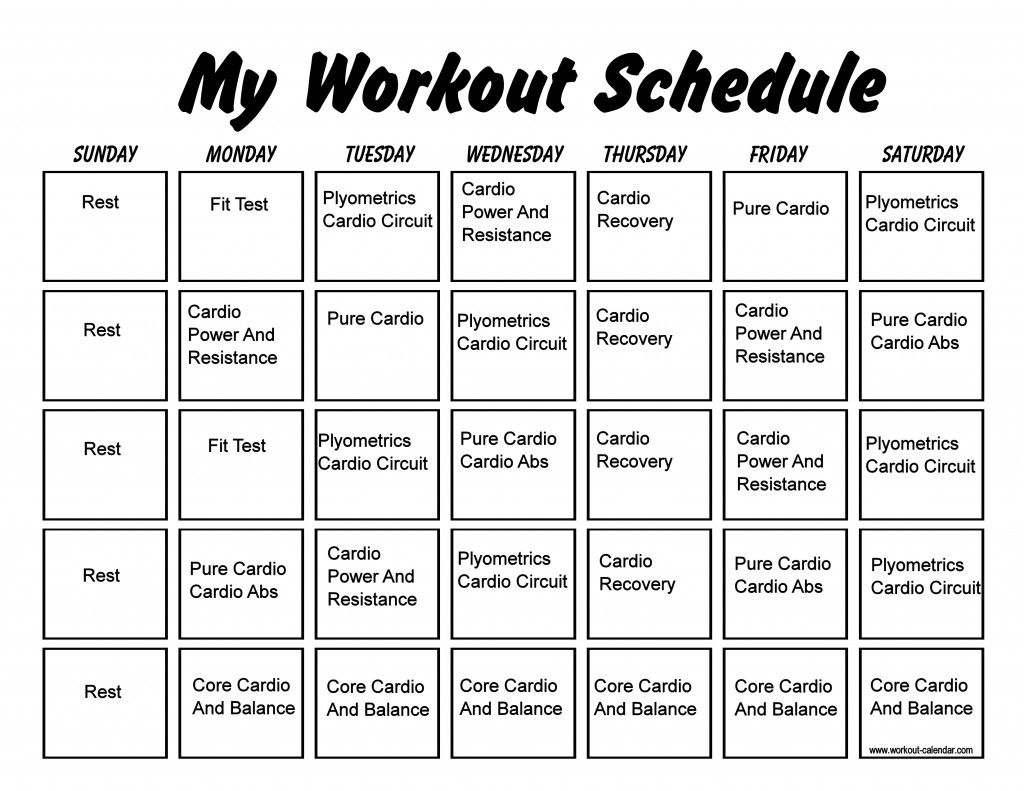 White & Black Insanity Month 1 | Workouts | Insanity Workout
