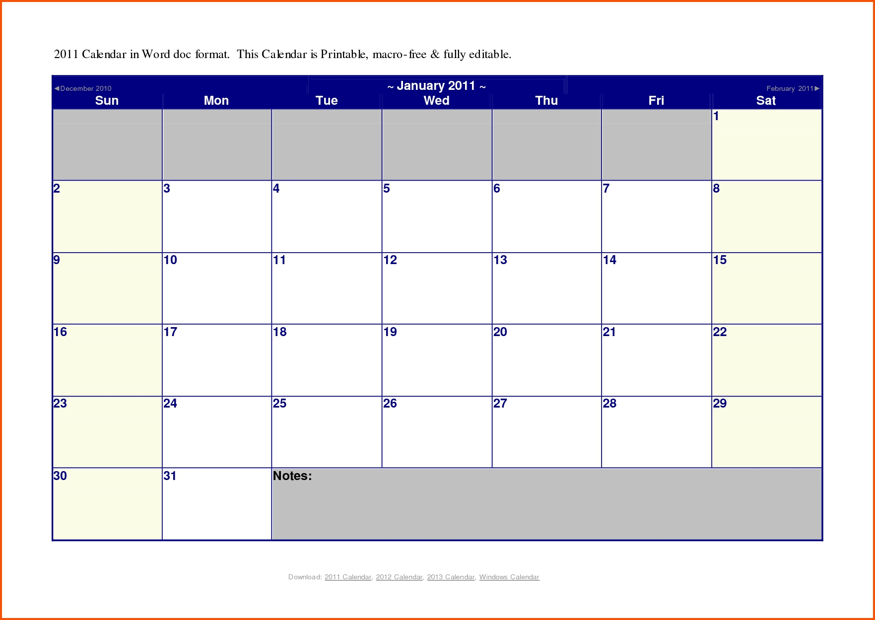 009 Template Ideas Microsoft Word Calendar Templates