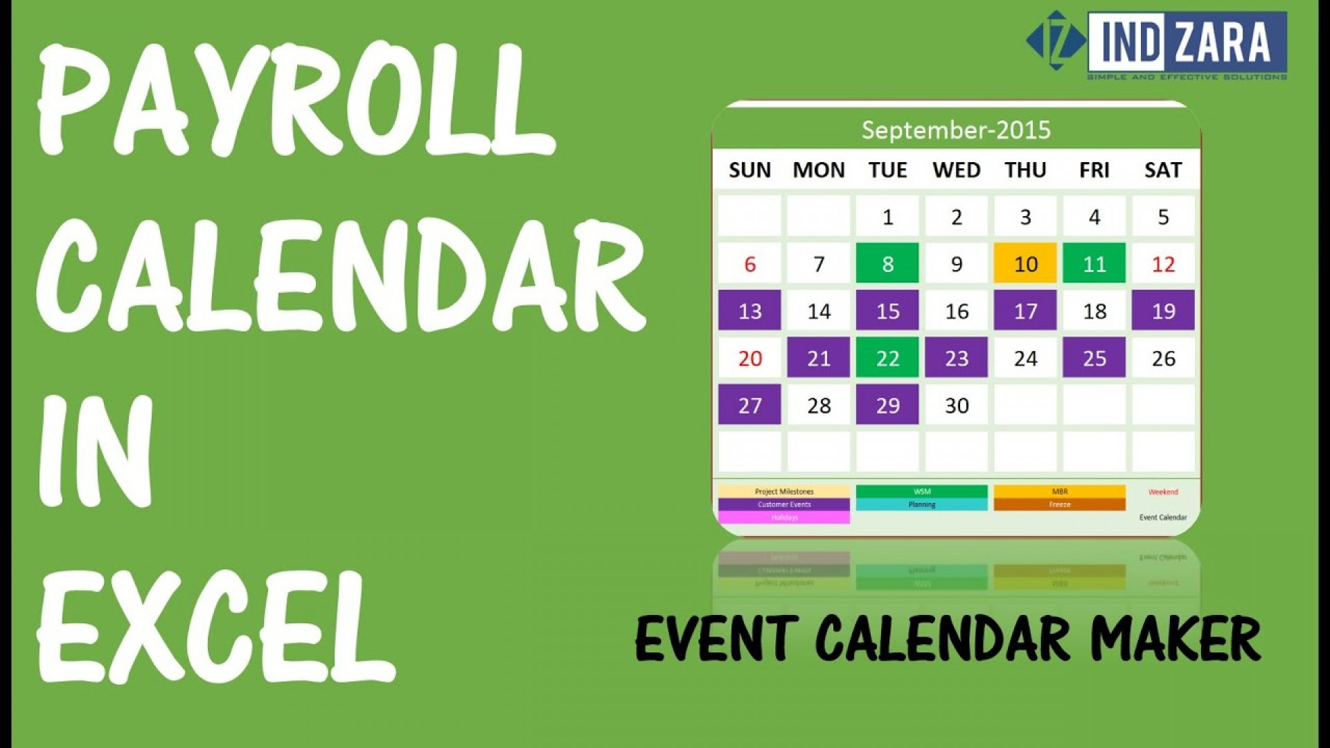 020 Biweekly Payroll Calendar Template Bi Weekly Pay Inside