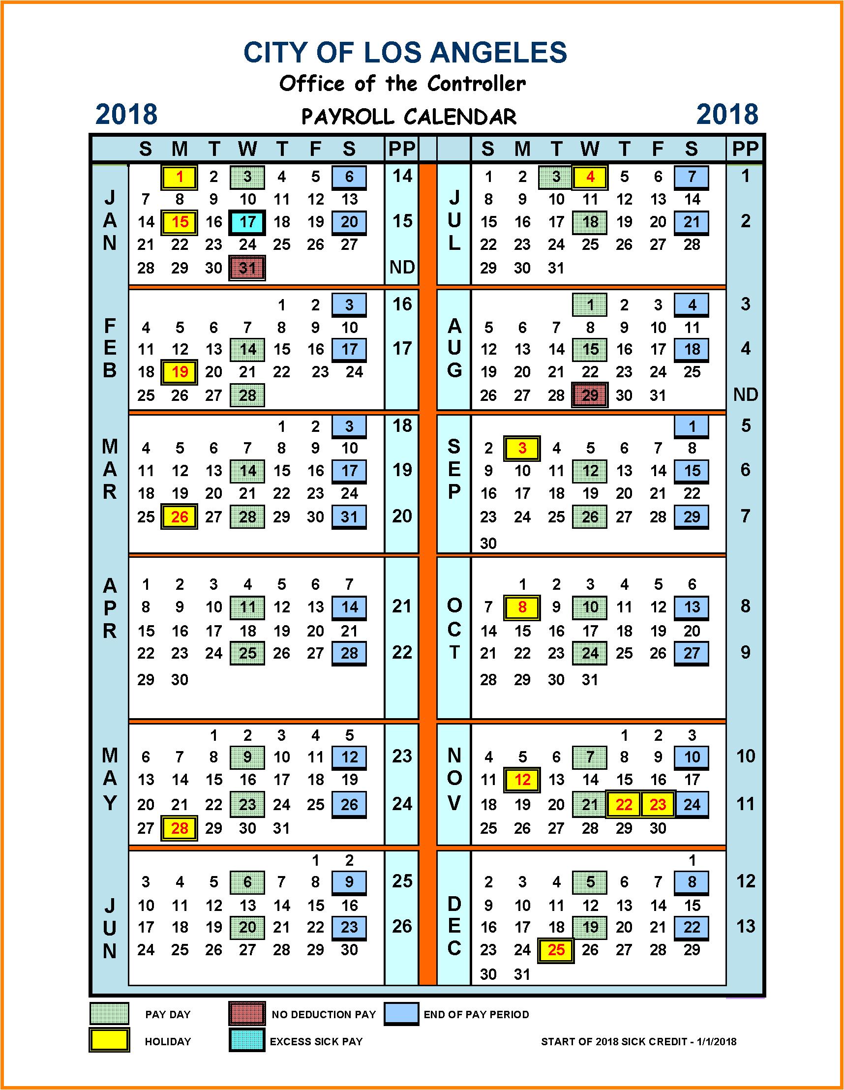 040 Template Ideas Semi Monthly Payroll Calendar Biweekly