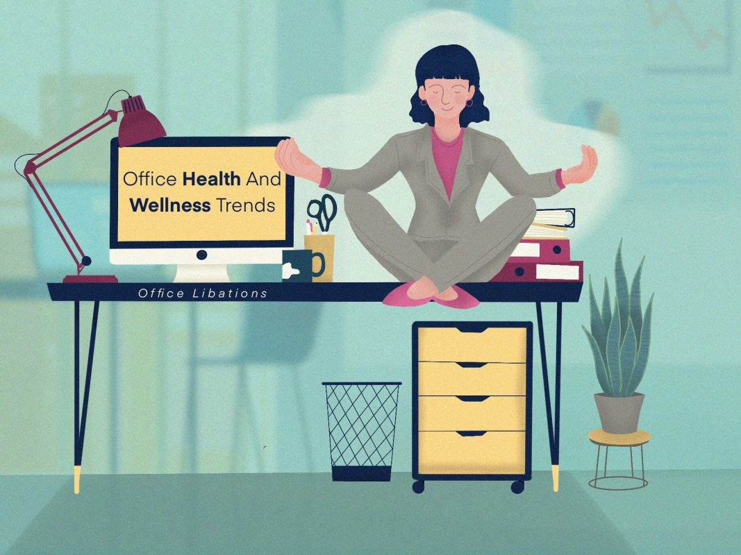 10 Office Health And Wellness Trends For 2020 - Office Libations