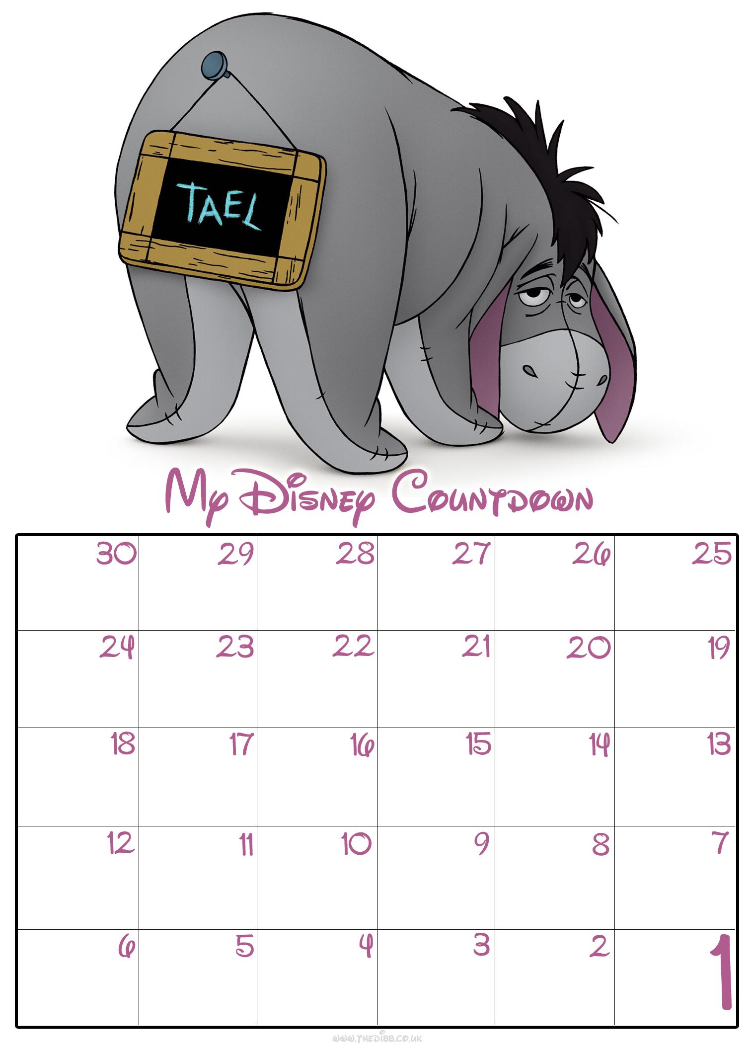 100+ [ Printable Retirement Countdown Calendar ] | Holly