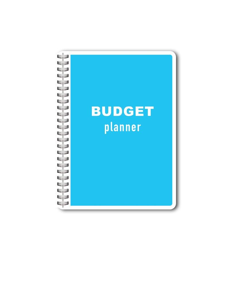2019 - 2020 Budget Planner, Bill Organizer, Finance Book, Tracker, Monthly  Calendar