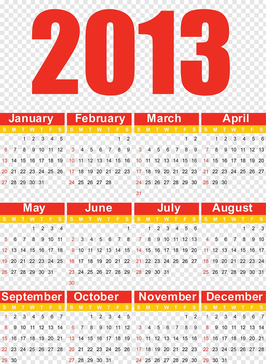 2019 Calendar Cutout Png & Clipart Images | Pngfuel