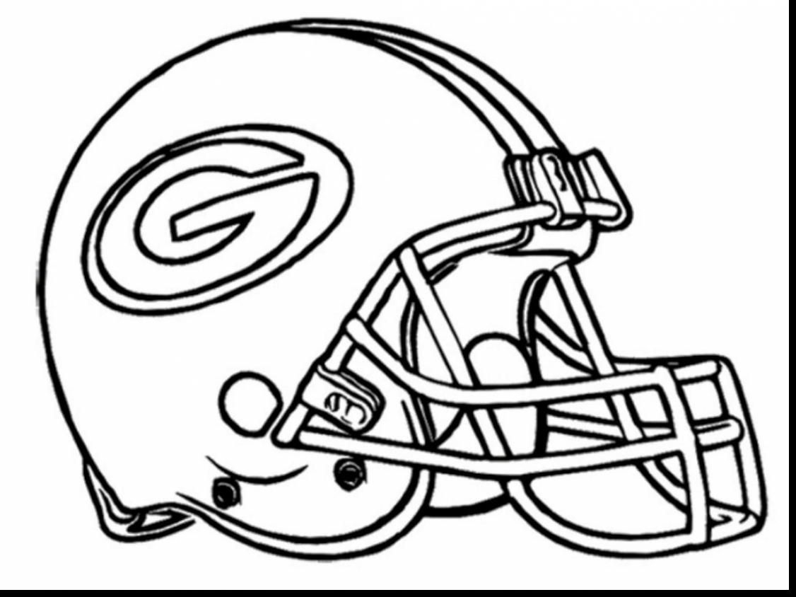 Bay #coloring #green #packers #pages #printable #2020 | Kids