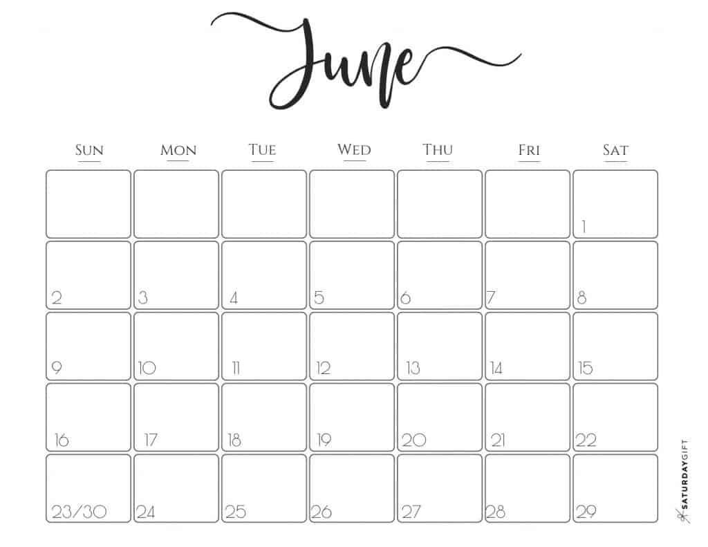 Blank Calendar February 2020 Printables - Colona.rsd7