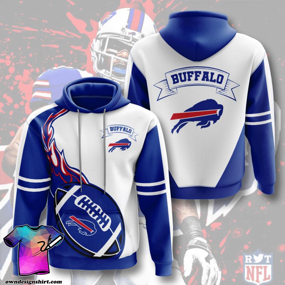 Buffalo Bills Full Printing Shirt