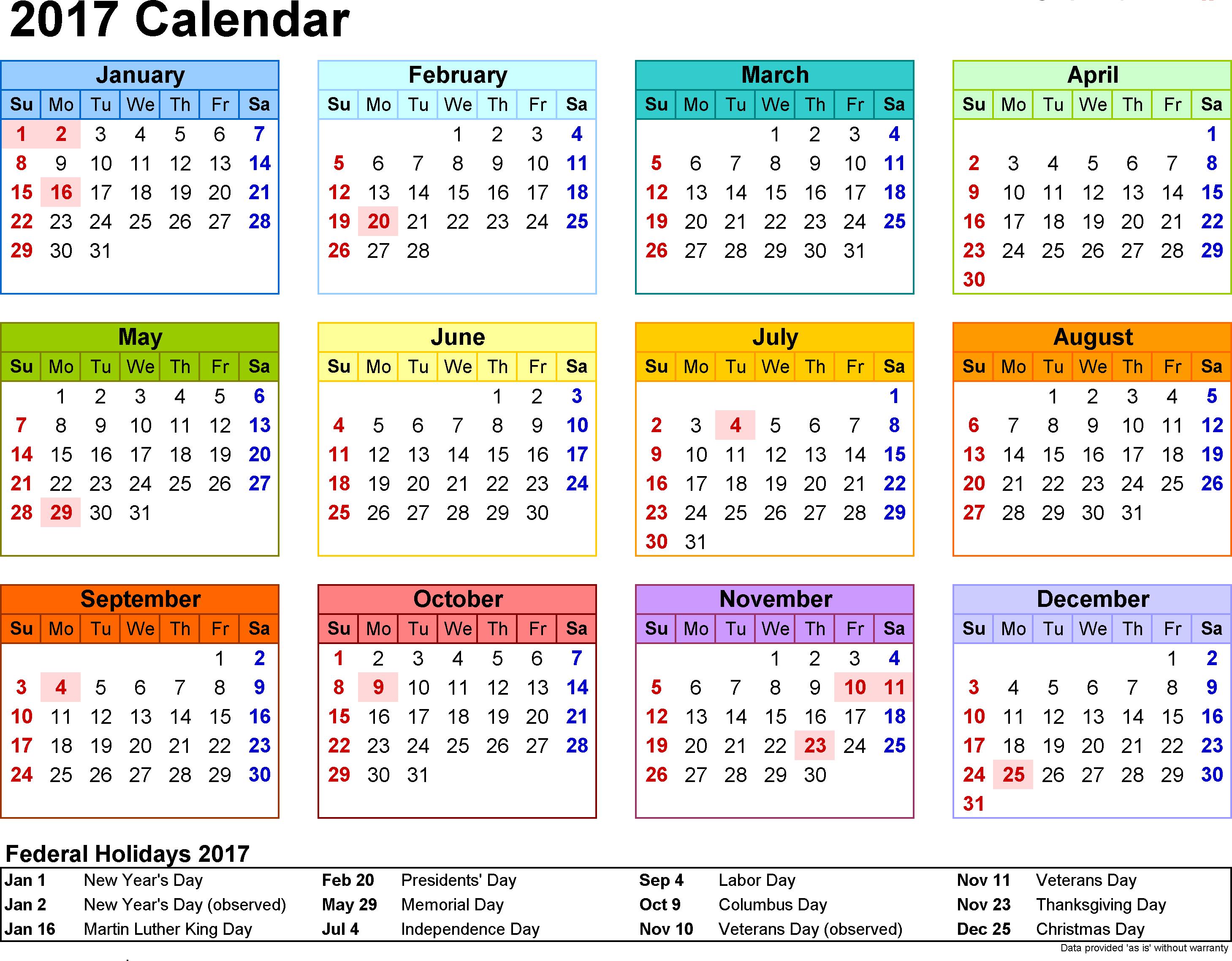 Calendar 2017 - Aol Image Search Results | Calendar 2019