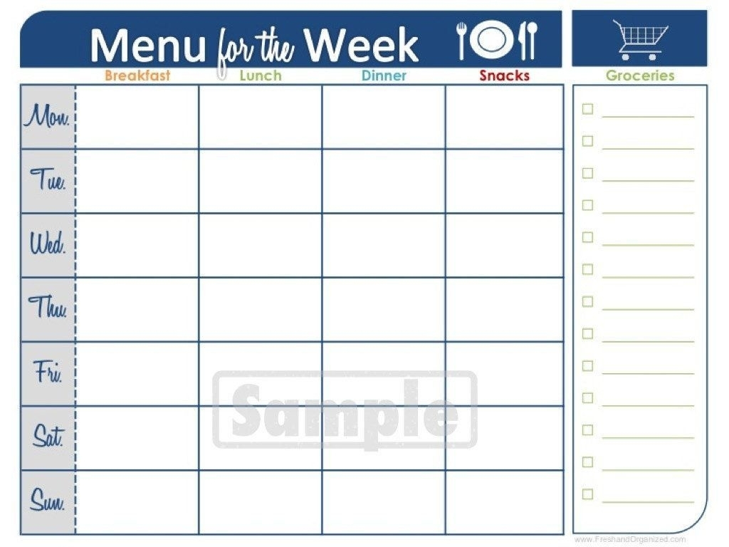 Calendar Template Two Weeks | Free Calendar Template Example