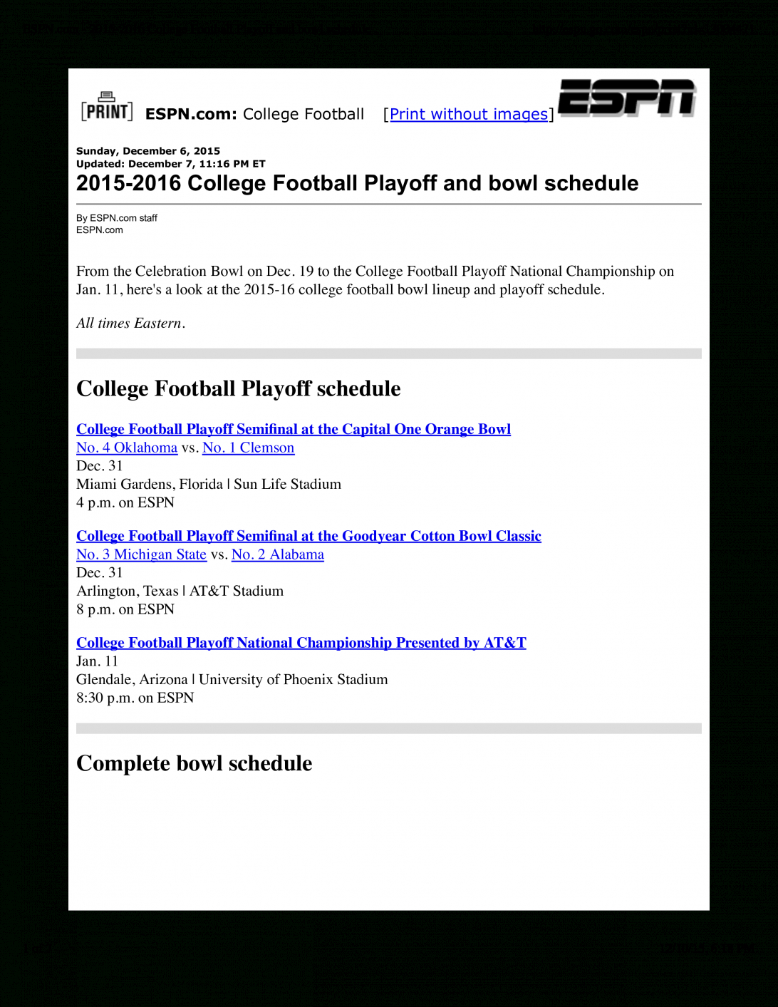 College Schedule Template Course Planner Lesson Plan Word