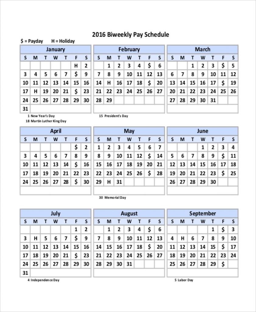 Gwu Biweekly Payroll Calendar | Payroll Calendars