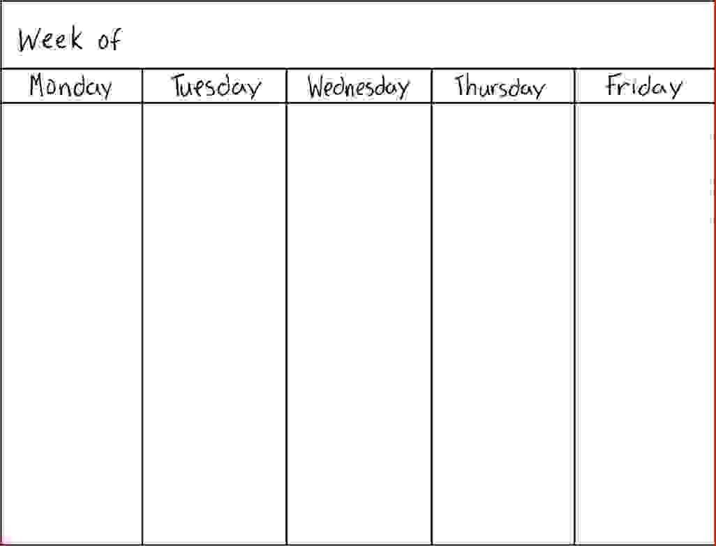 Https://goodsoptical/blank-Monthly-5-Day-Calendar-2018