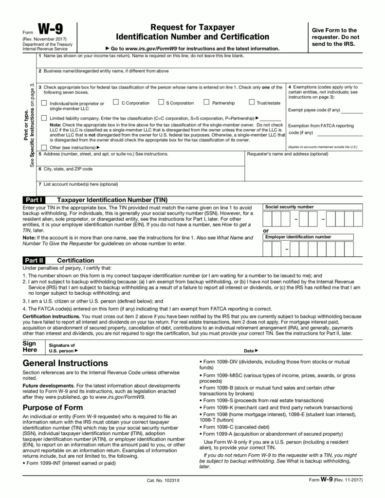 I 9 Form Nj Unique Irs Tax Form W 9 Image Collections Free