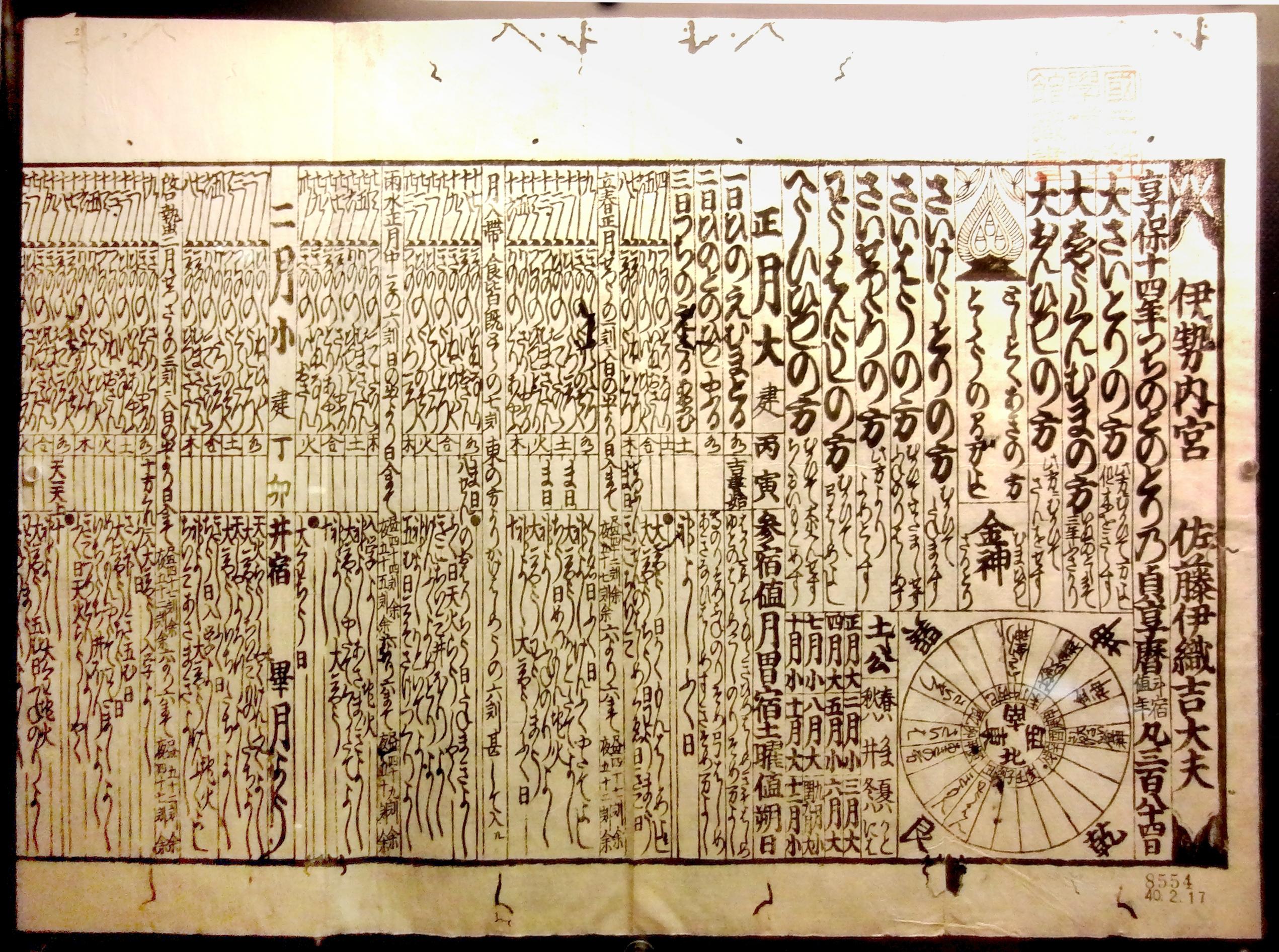 Japanese Calendar - Wikipedia