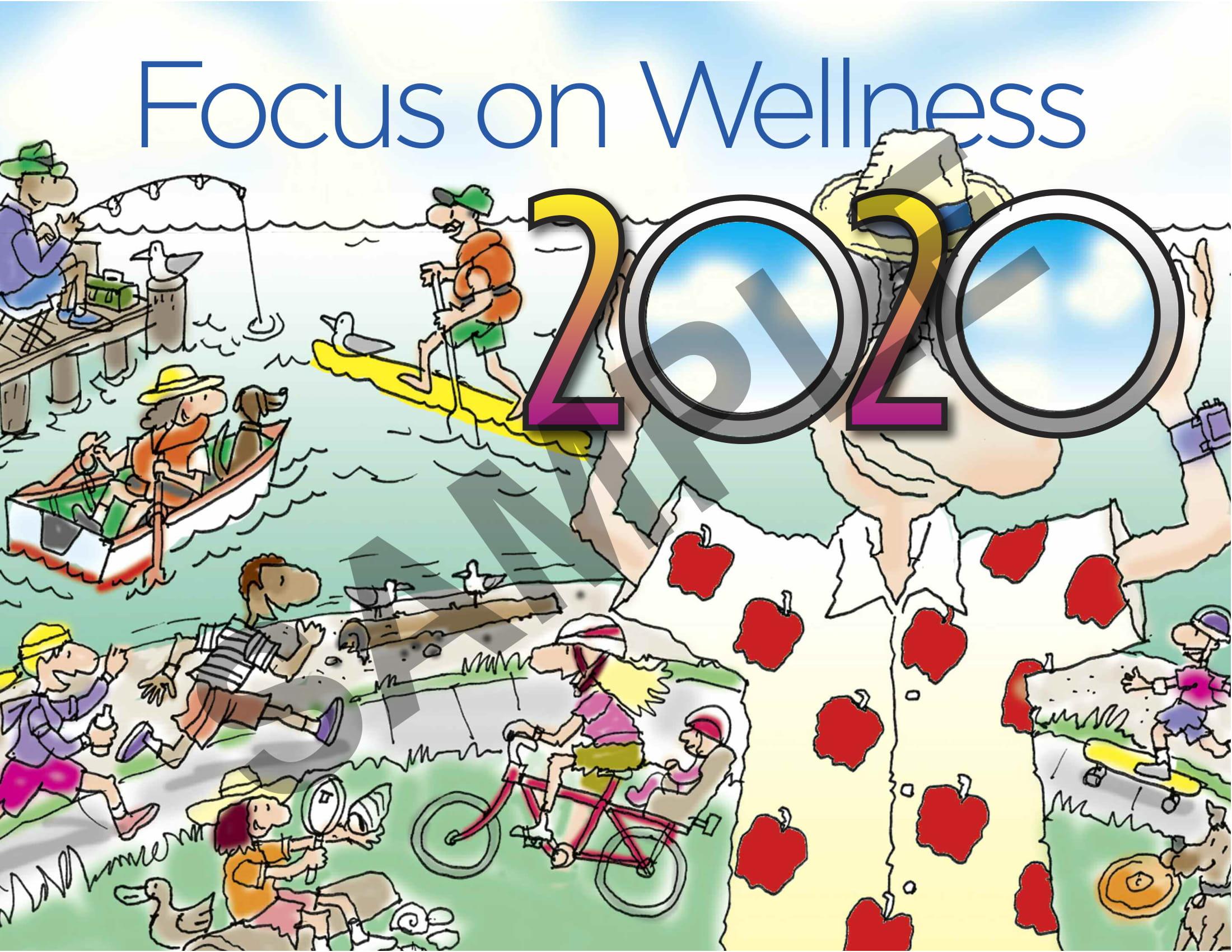 Personal Best - 2020 Focus On Wellness