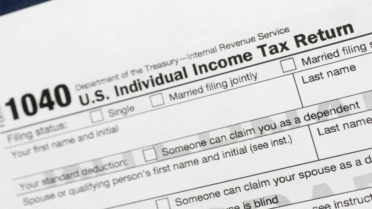 1040 Form 2021 - 1040 Forms