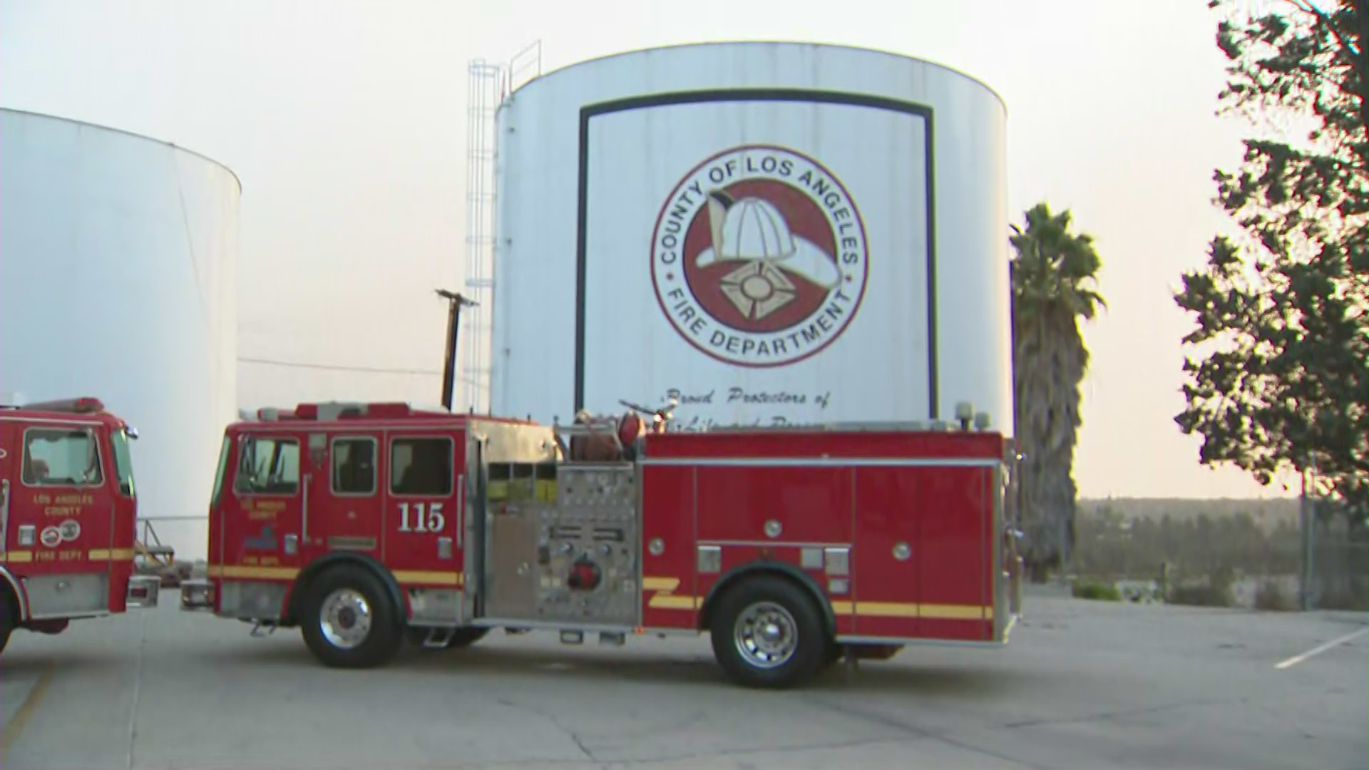 Are You F.i.r.e Ready? The New Los Angeles County Fire