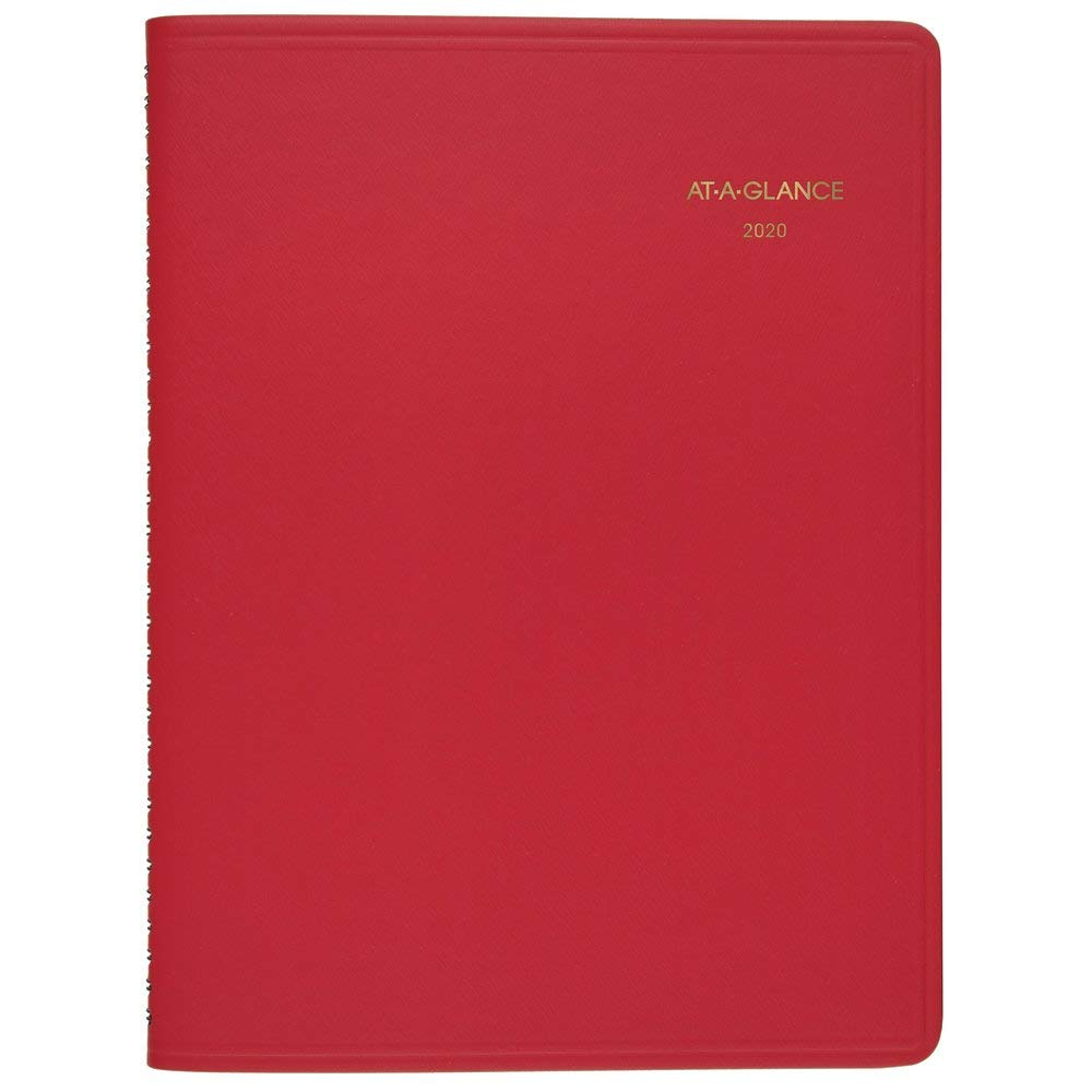 "At-A-Glance 2020 Weekly Planner / Appointment Book, 8-1/2"" X"