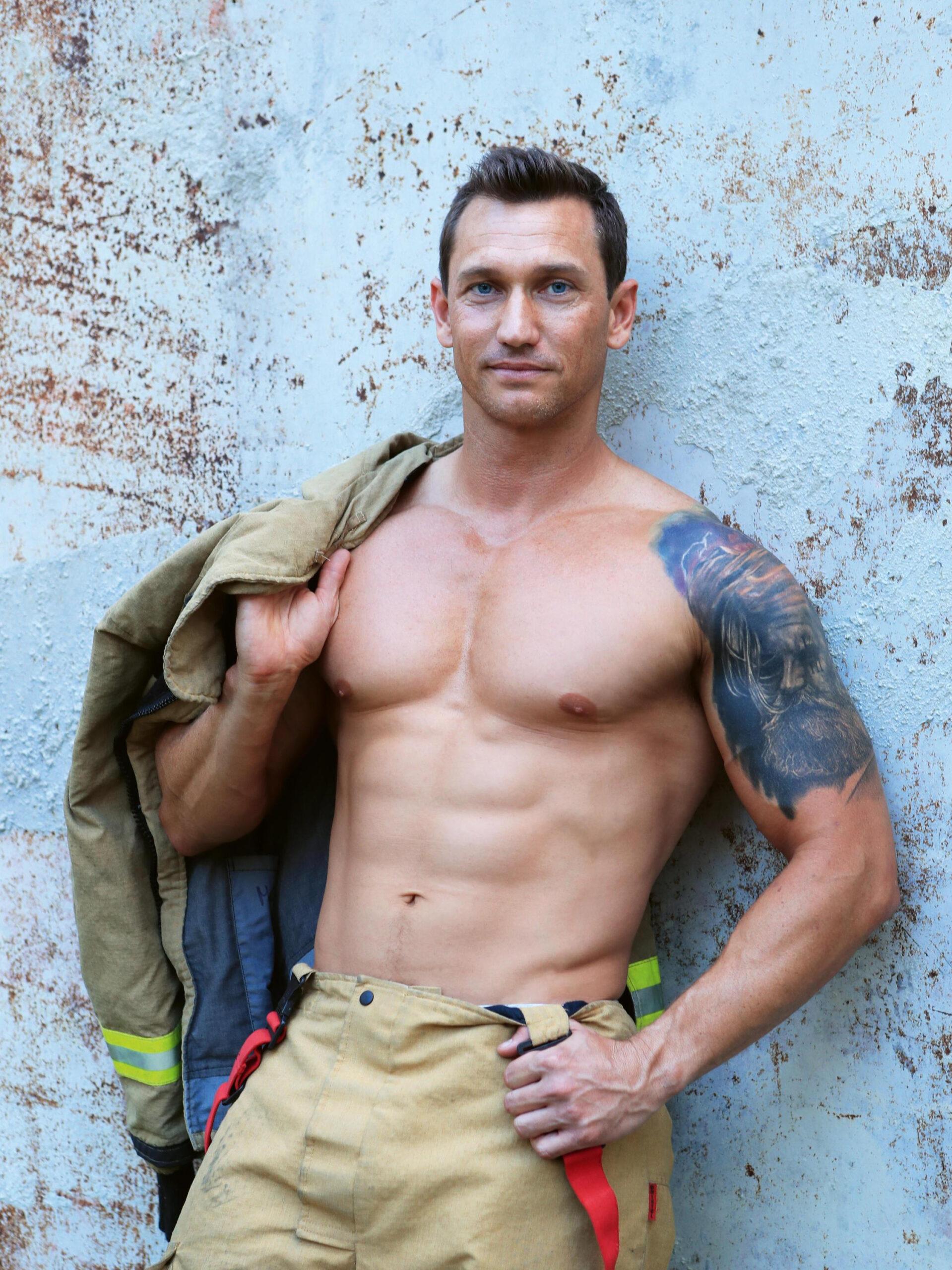Australian Firefighters Calendar 2021: Bei Diesem Anblick