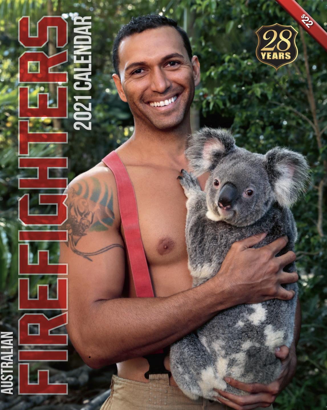Australian Firefighters Calendar Is Back For 2021 | Newswire