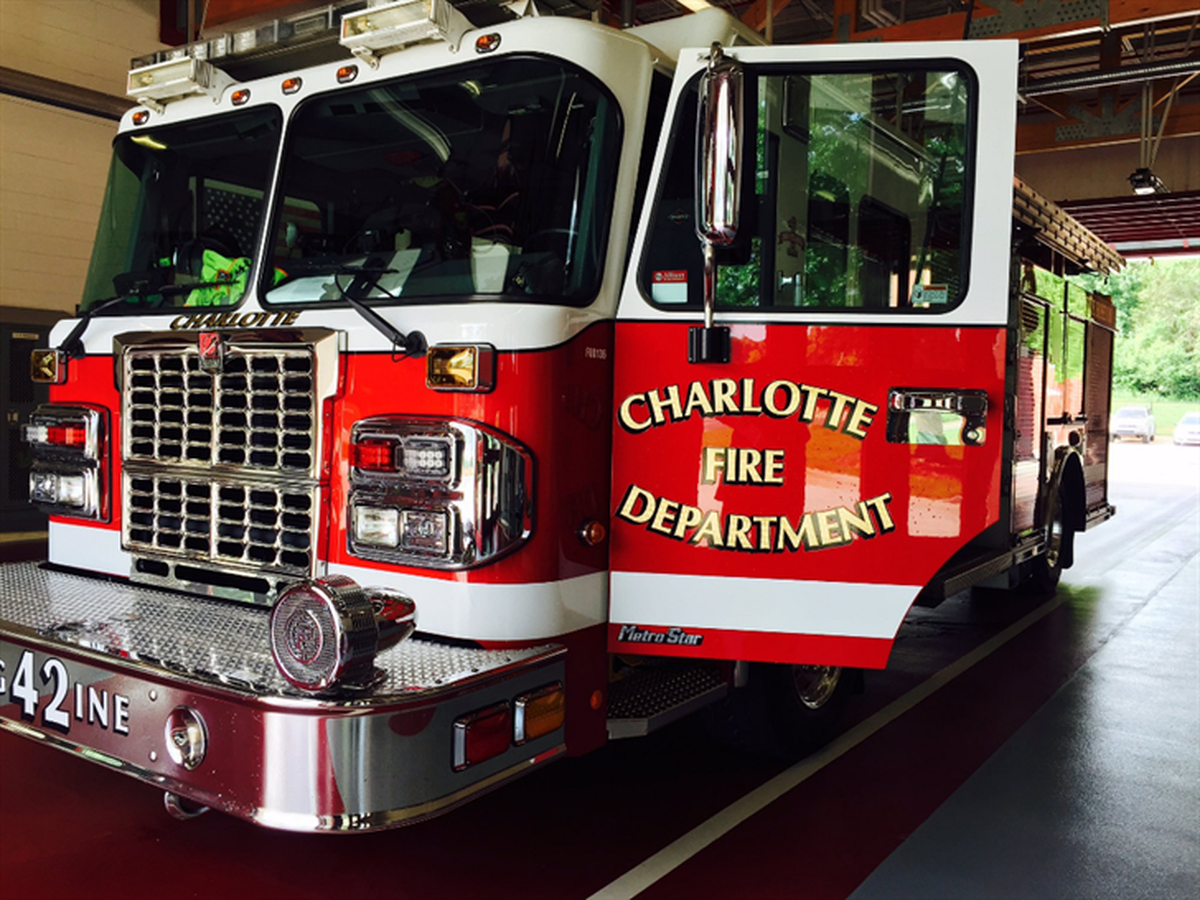 Charlotte Fire Wants More Firefighters As Growth In The City