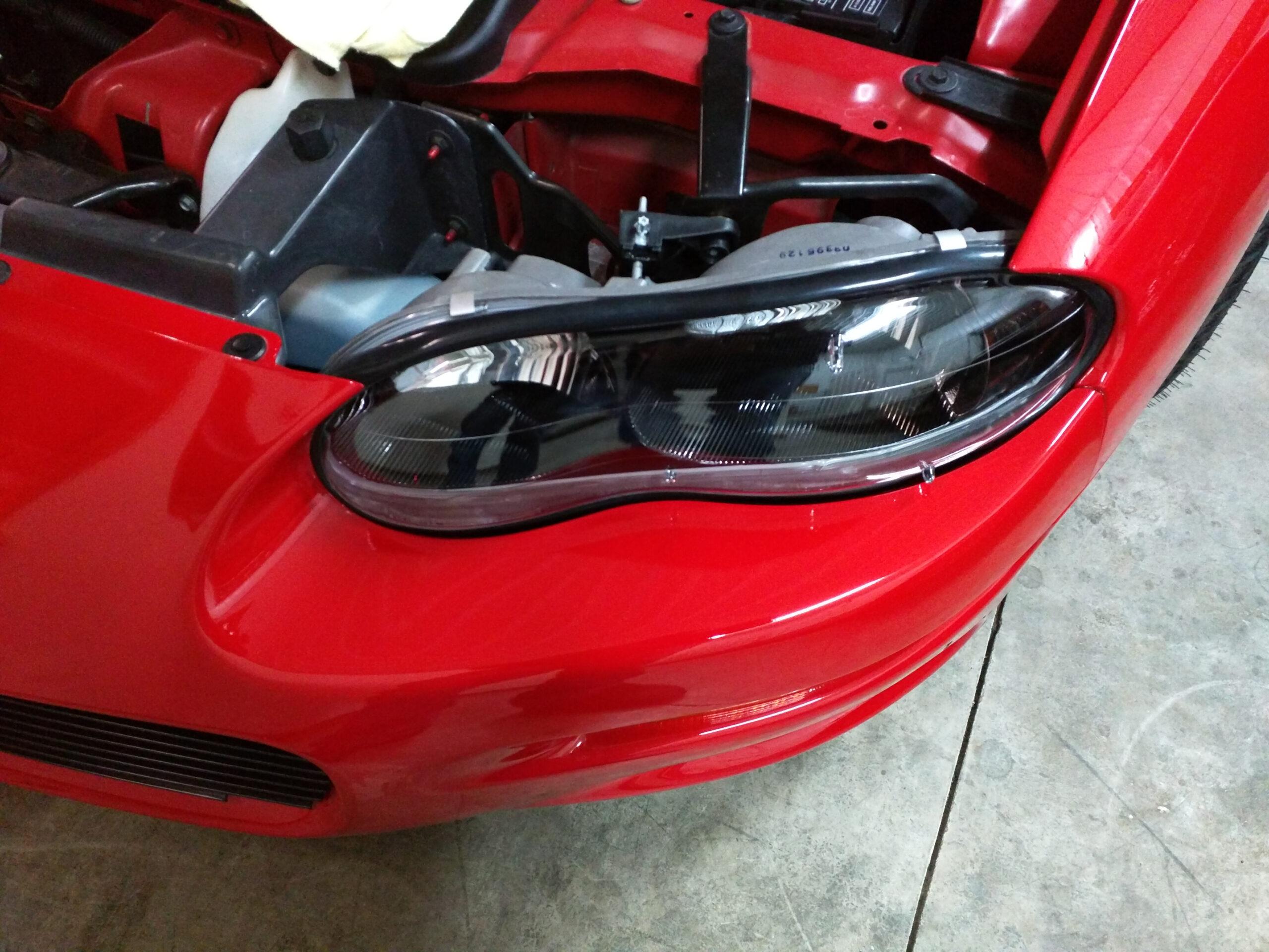 "Depo ""Whistler"" Headlight Install - Ls1Tech - Camaro And"