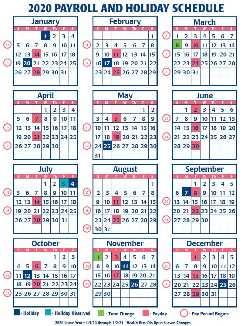 Faa Payroll Calendar 2021 | Payroll Calendar