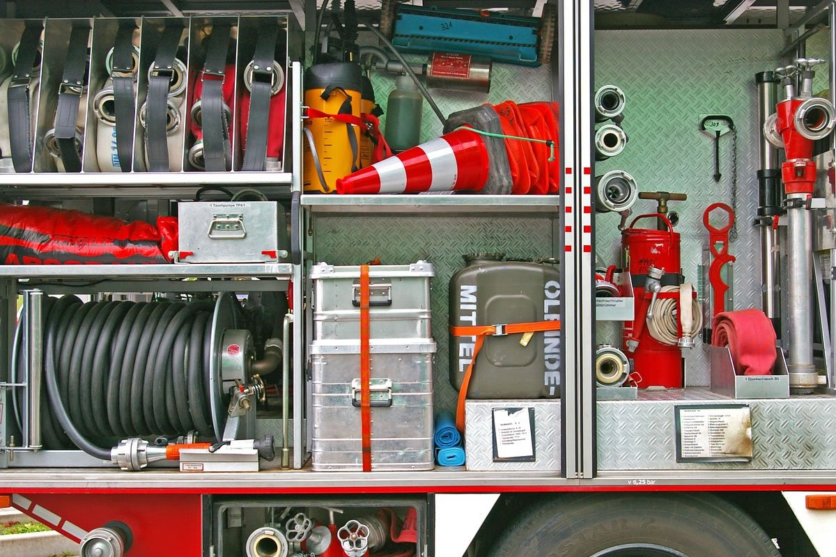 How To Prolong The Life Of Firefighting Equipment - Fire
