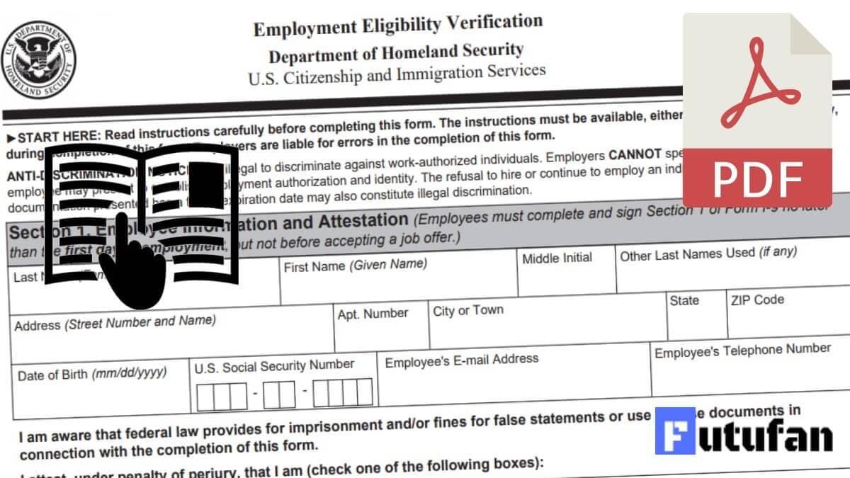 I9 Form 2021 - I-9 Forms