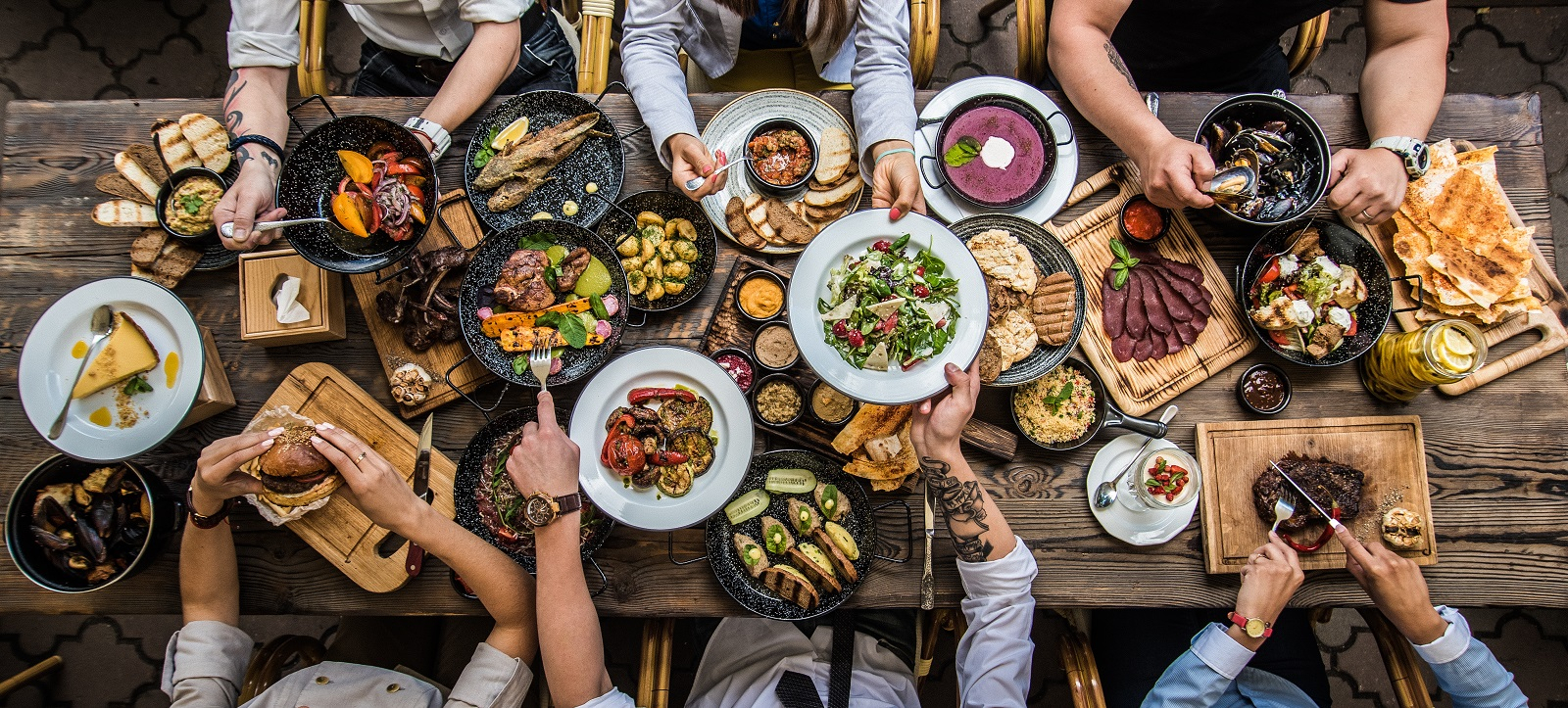 International Food Days - Unique Destination