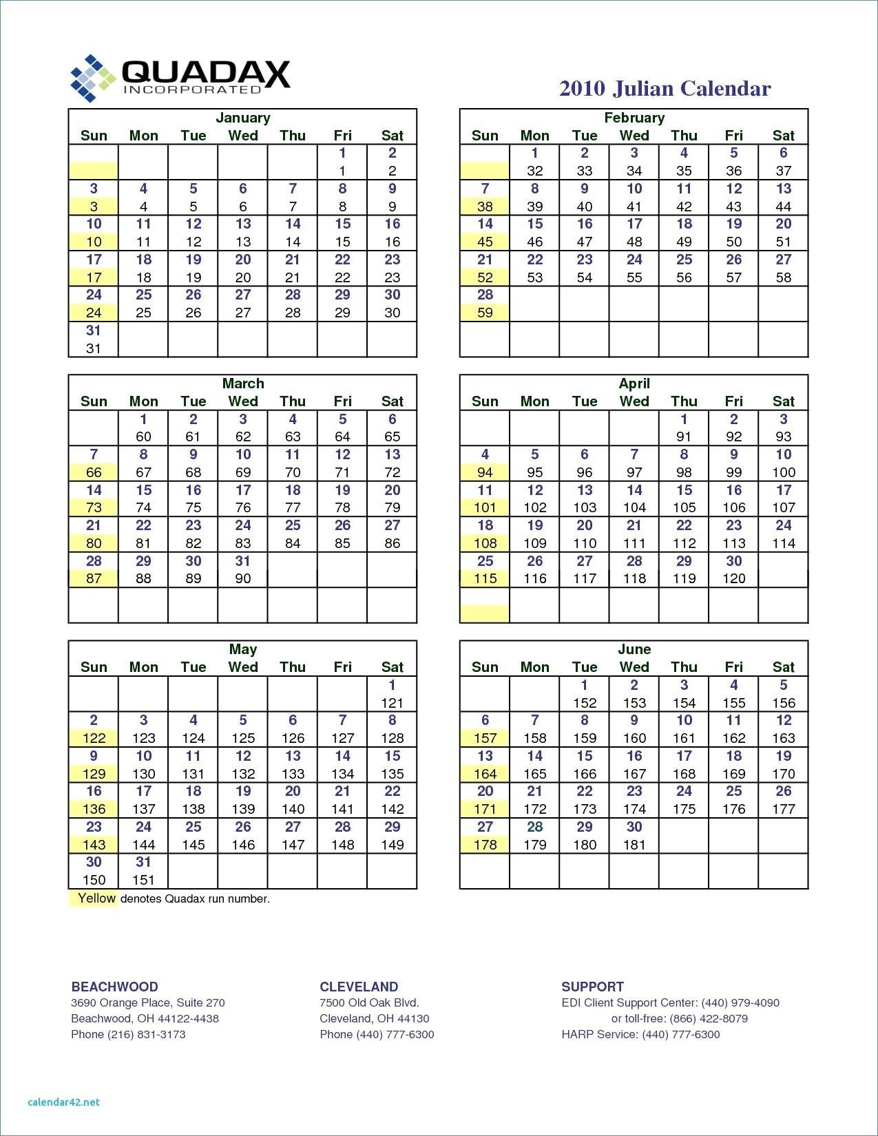Julian Calendar Quadax 2020 | Calendar For Planning