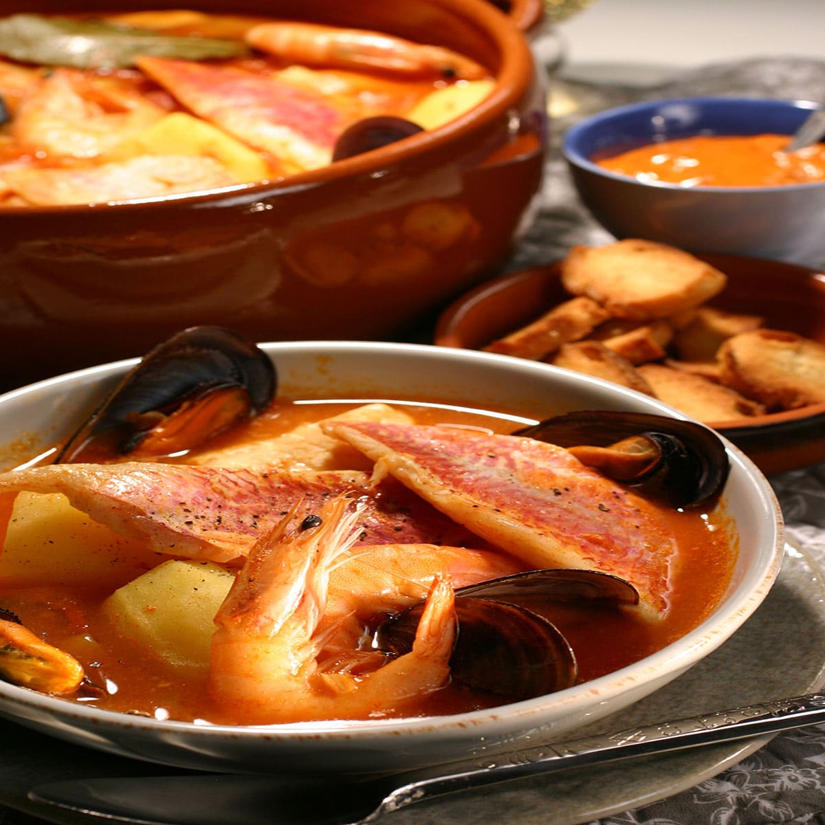 National Bouillabaisse Day - December 14, 2021   National Today