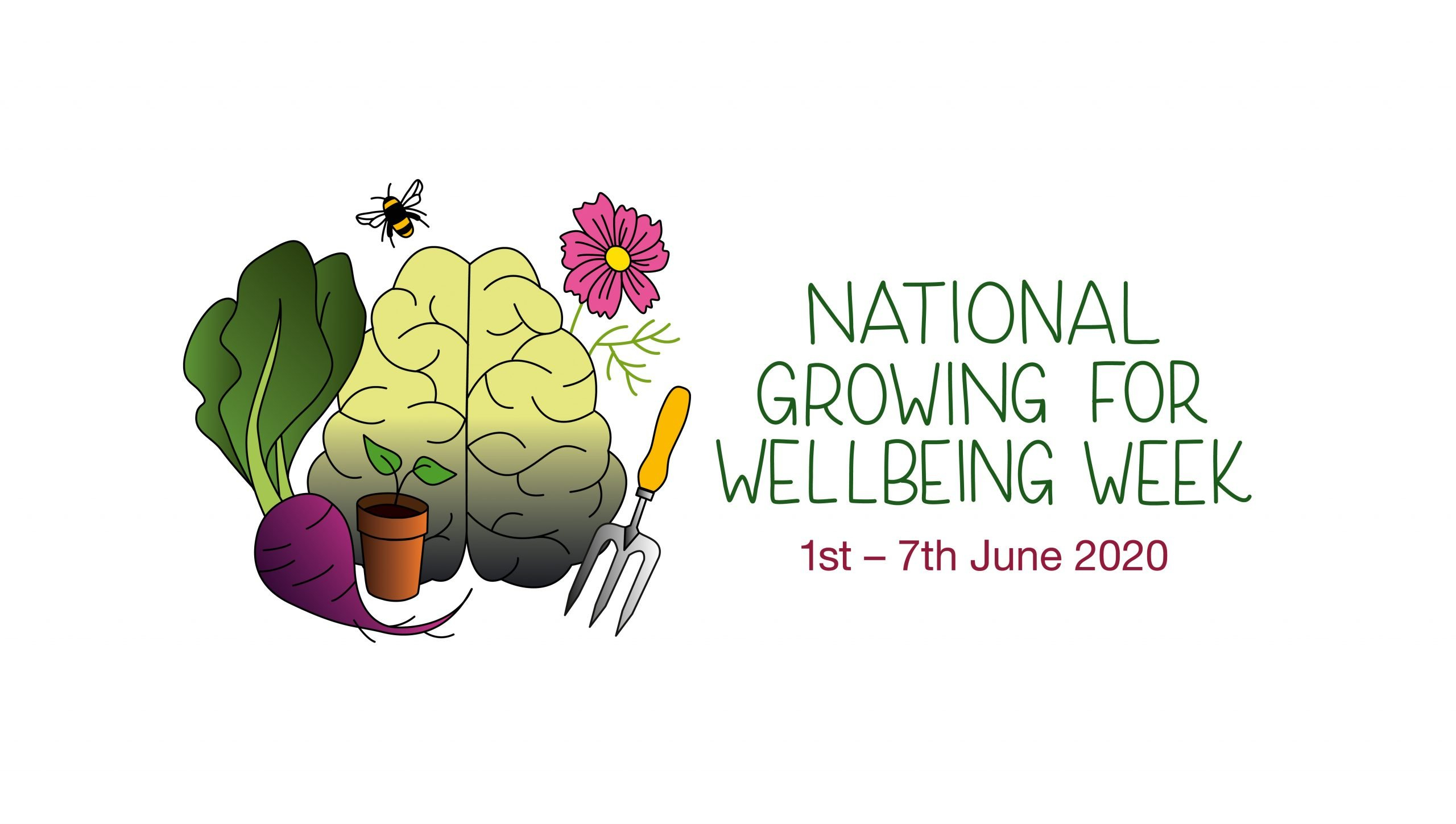 National Growing For Wellbeing Week 2021 - National