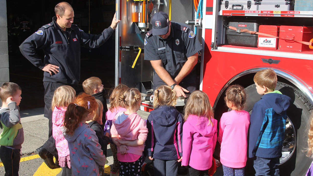 Our Local Firefighters: Heroes On Call – Ladysmith Chronicle