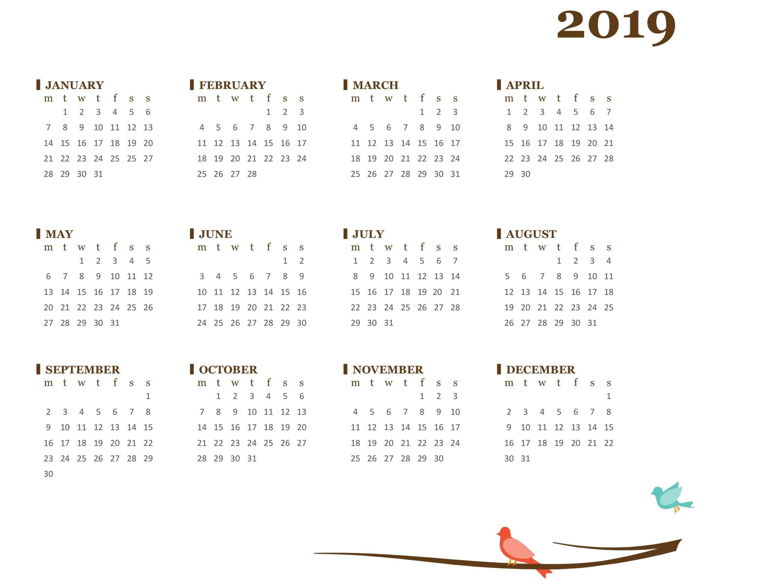 Print Calendar In Office 365 Di 2020