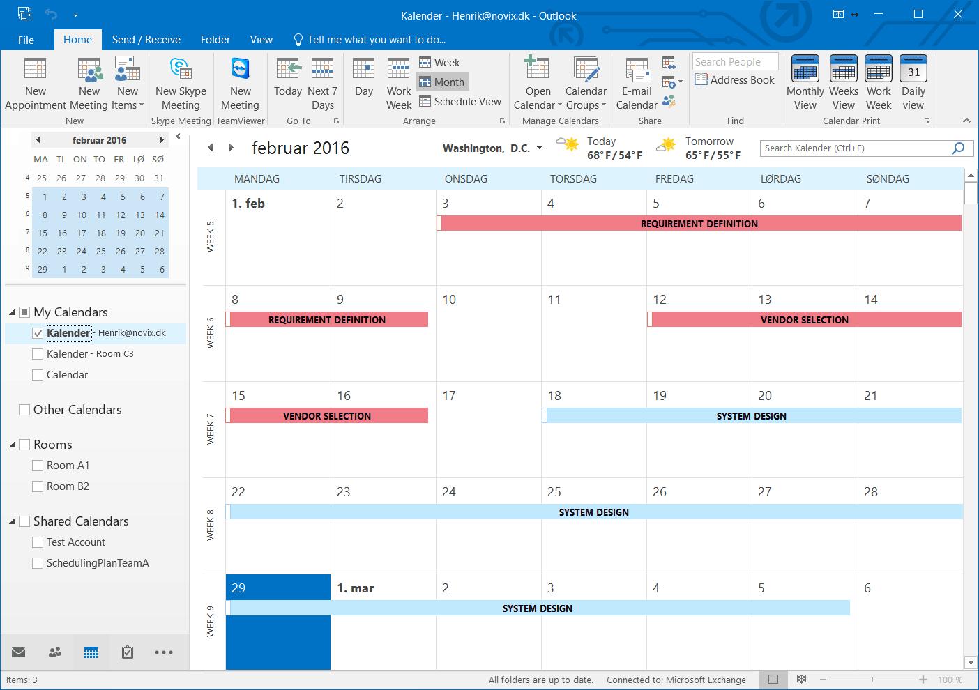 Printable Google Calendar With Outlook Calendar Print