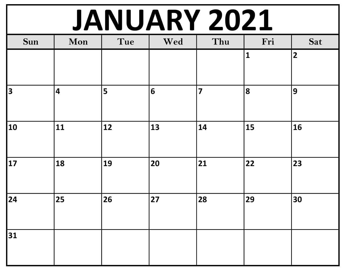 Printable January 2021 Calendar Uk With Flag