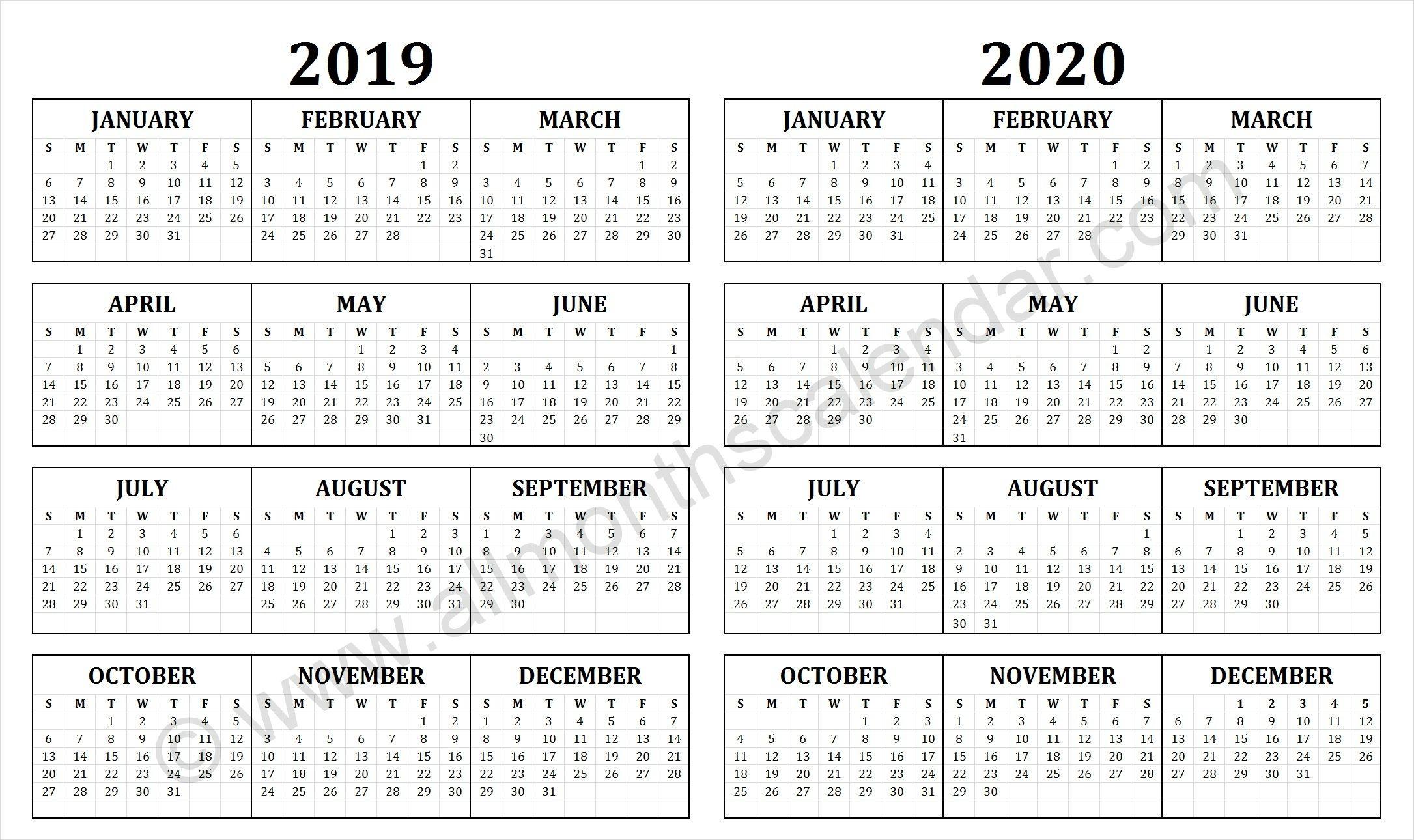 Quadax 2020 Julian Calendar | Calendar For Planning