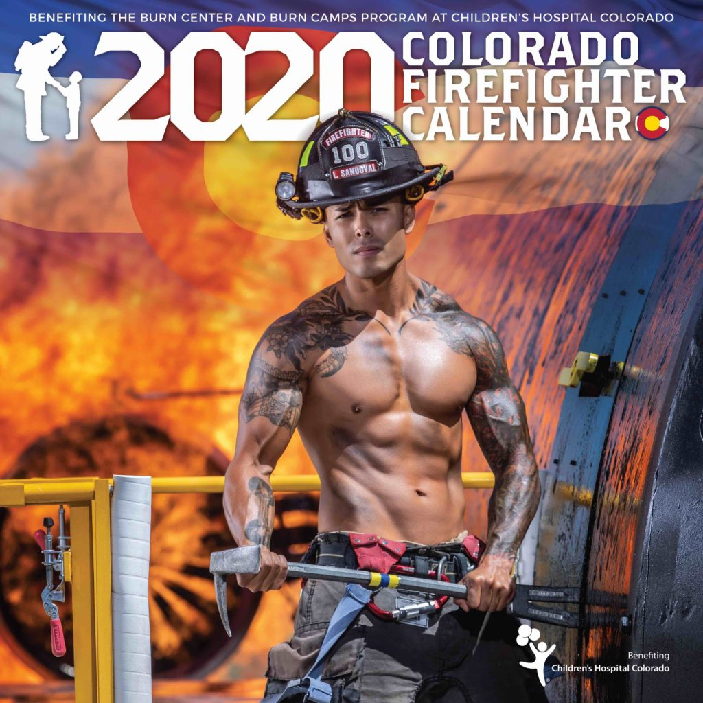 Shop Now - Colorado Firefighter Calendar