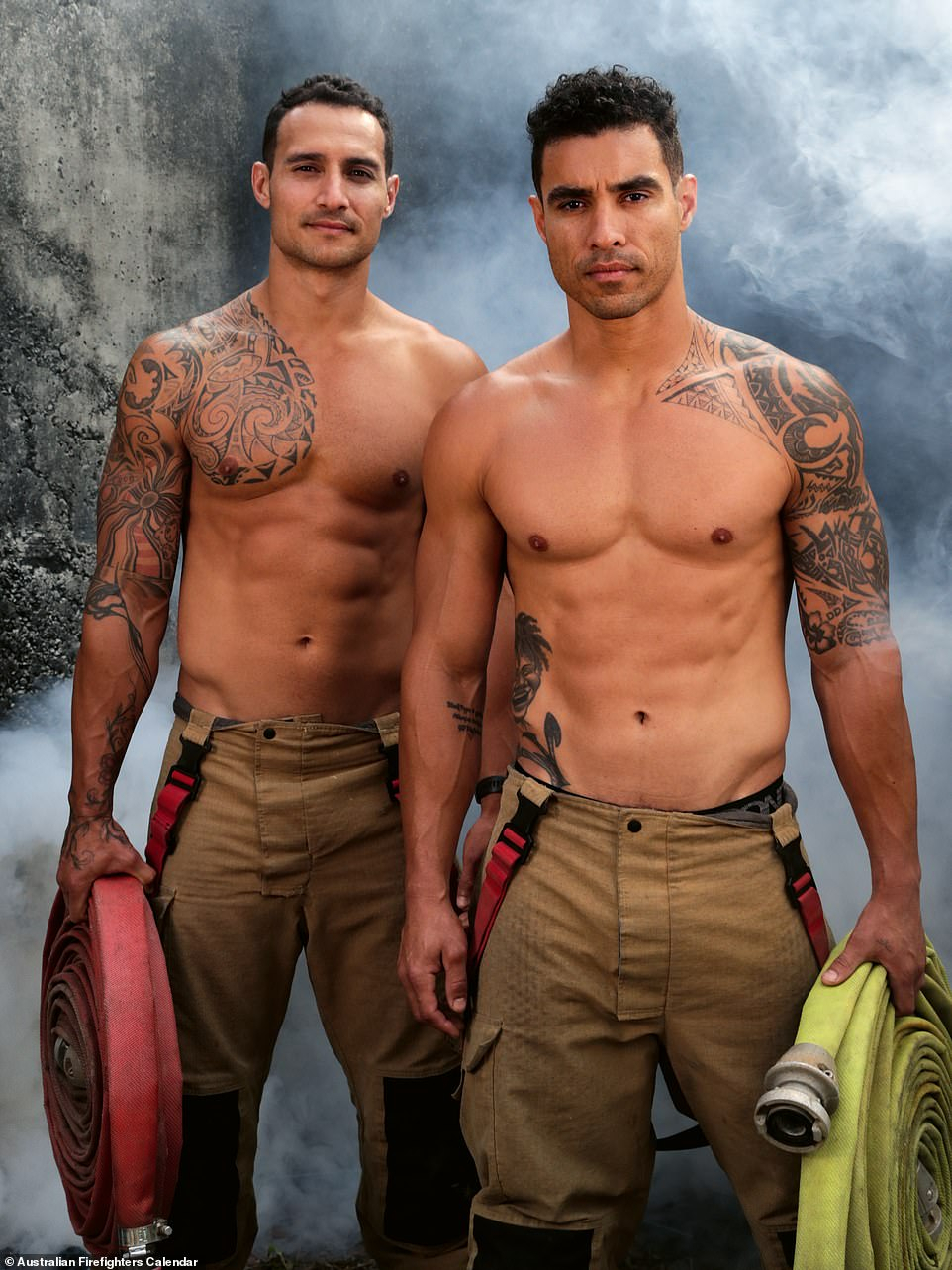 The Australian Firefighters Calendar Is Back For 2021 With