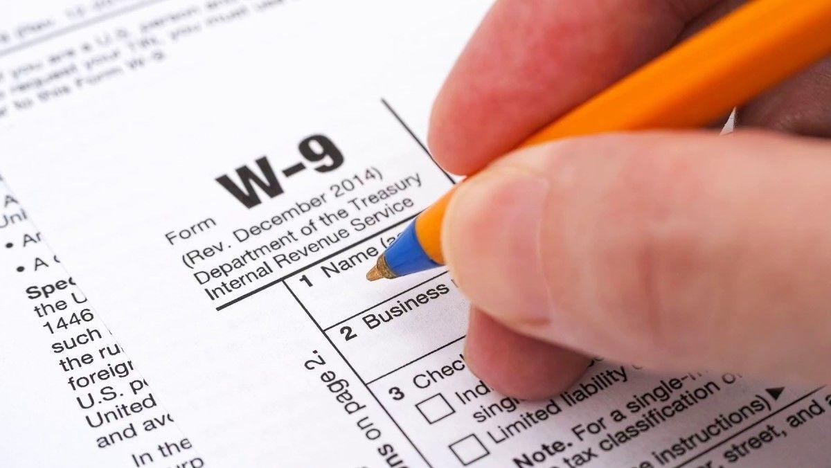 W-9 Form 2021 | W9 Forms 2020 Printable